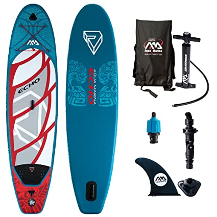 Aqua Marina Echo Inflatable Stand-up Paddle Board