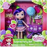 The Bridge Direct, Strawberry Shortcake, Surprise Party Doll, Cherry Jam, 6 Inches
