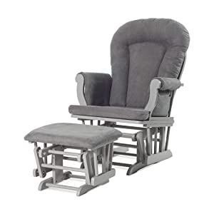 Forever Eclectic by Child Craft Cozy Glider Rocker