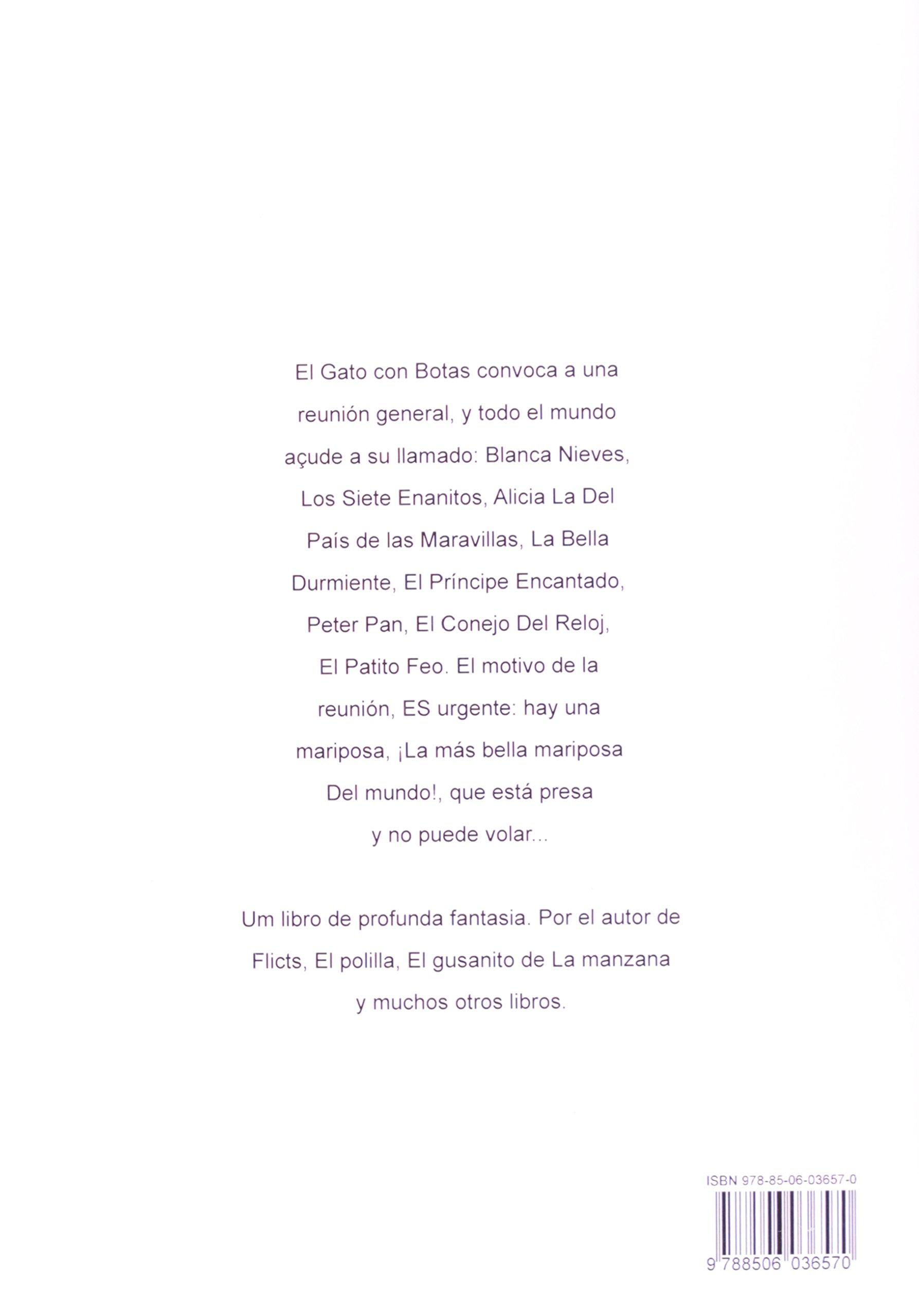 La Bella Mariposa (Em Portuguese do Brasil): Ziraldo: 9788506036570: Amazon.com: Books