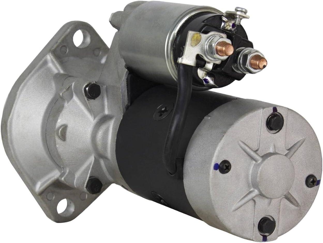 Amazon.com: Nueva 12 V 15T Motor de arranque para Yanmar ...