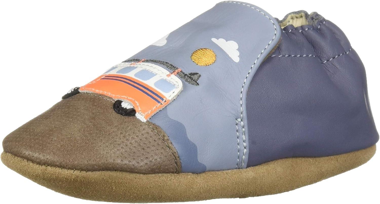 Boys - Robeez Soft Soles Crib Shoe