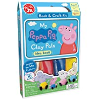Klutz Jr. My Peppa Pig Clay Pals Craft Kit