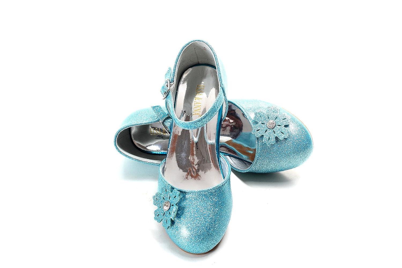 Princesa amp; Nieve Diseño Partido Elsa Anna® Niñas Reina De Última 7XXR1