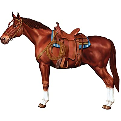 Jointed Horse Party Accessory (1 count) (1/Pkg): Kitchen & Dining
