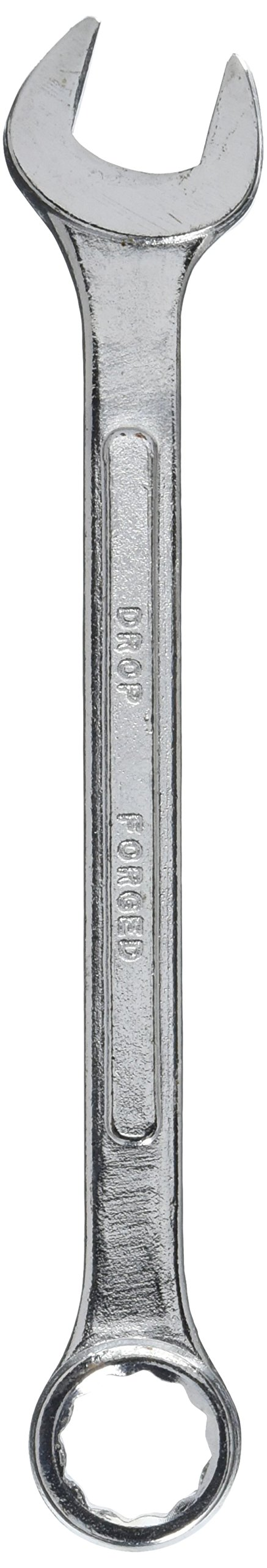 Uxcell Manual 12-Point Double-Ended Combination Wrench, Silver Tone by uxcell (Image #1)