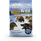 Taste of the Wild High Protein, Real Fish, Premium Dry Dog Food with Real Salmon, Superfoods, Probiotics and…