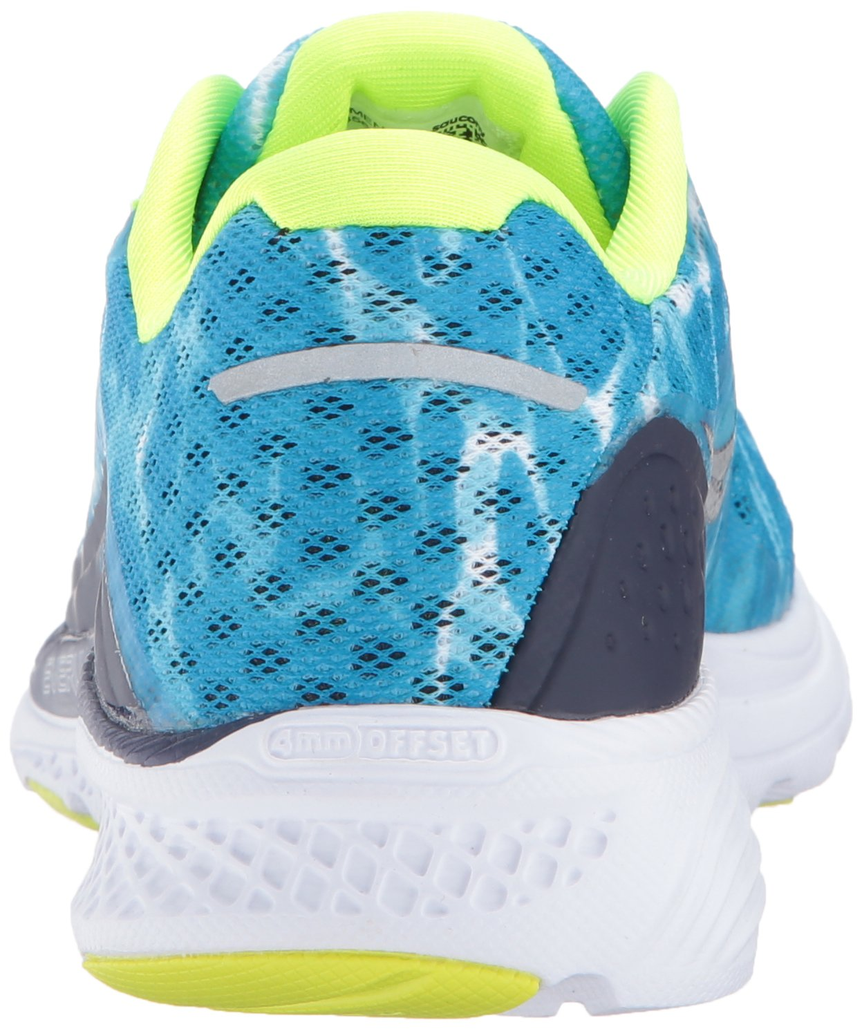 Saucony Women's Kinvara 8 Running Shoe B01N5I5CWD 5.5 B(M) US|Blue