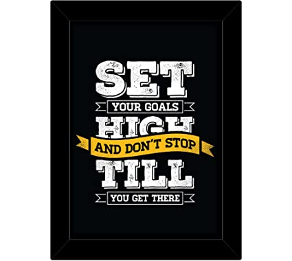 TiedRibbonsR Motivational Posters For Office With Frame