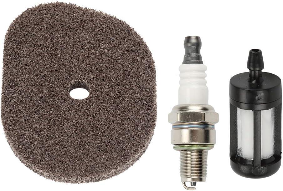 ghdonat.com Spark Plug Fuel Filter for STIHL FS40 FS50 FS56 FC56 ...