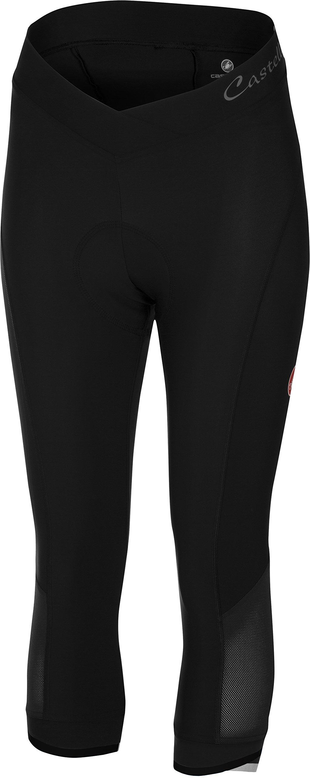 Castelli Vista Knicker - Women's Black, XL by Castelli (Image #1)