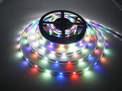 Led Strip Licht : M licht led streifen paul rgb led strip smd led fernbedienung