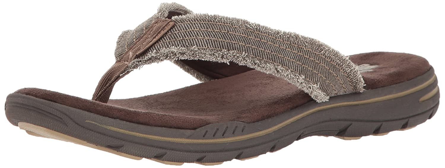 Skechers Evented-Arven, Tongs Homme 65091