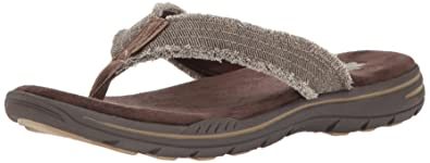 91351758e Skechers Men s 65091 Flip Flops  Amazon.co.uk  Shoes   Bags