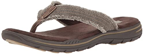 Skechers Evented Arven, Tongs Homme