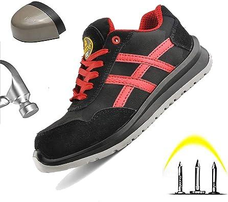 JIEFU Lightweight Safety Shoes