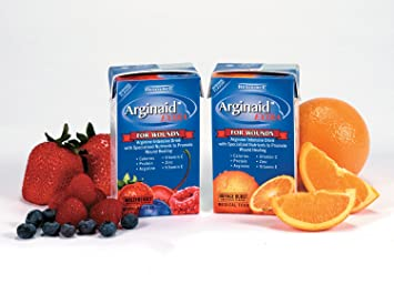 Resource® Arginaid Extra, Orange Burst, 8 oz (Case of 27)