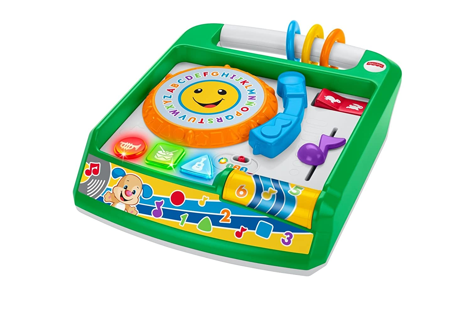 Fisher Price DJ aprendizaje musical