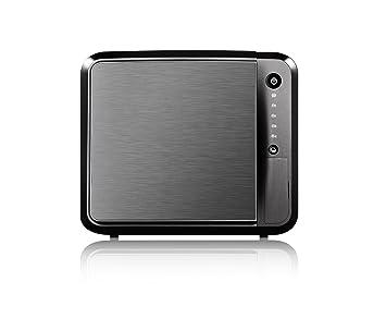 ZyXEL NAS540 4-Bay Desktop Network Storage Power NAS Enclosure (1 2GHZ,  Dual Core CPU)
