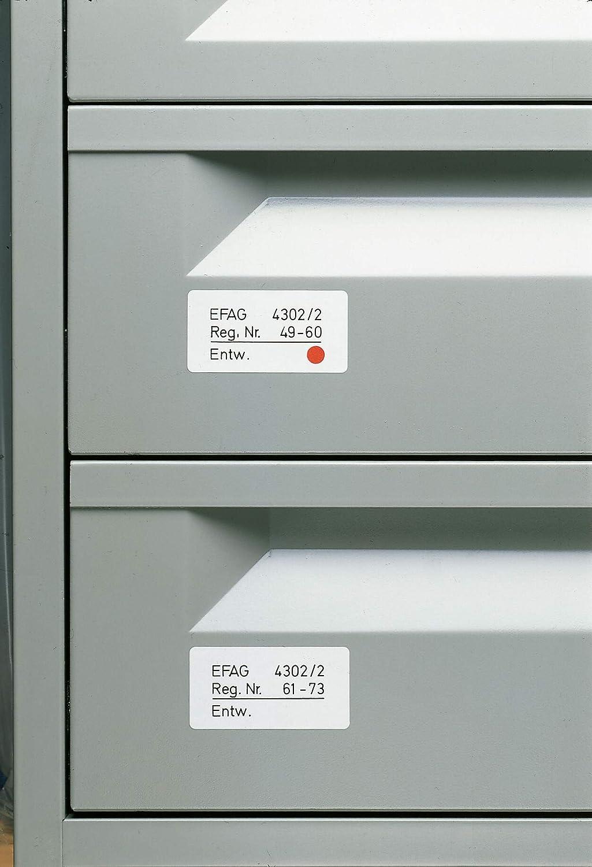 22x32 mm Etiquetas multiuso 640 unidades color blanco papel mate Herma 2430