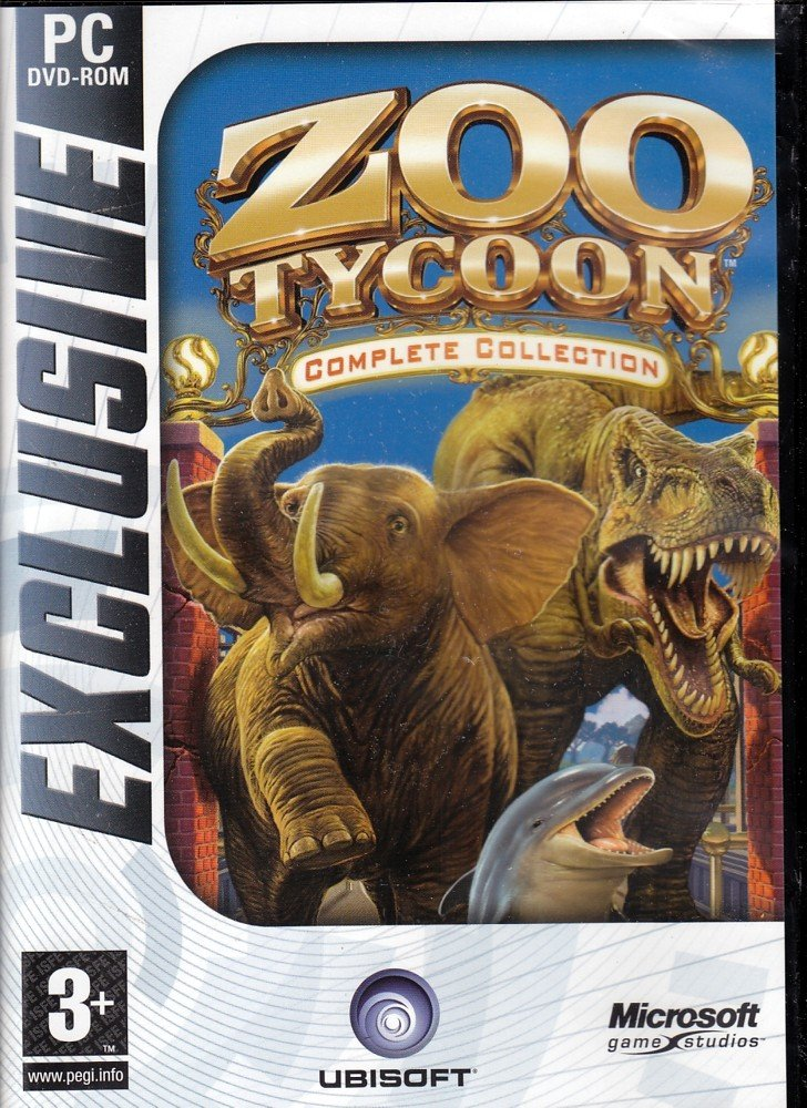 Amazon com: Zoo Tycoon Complete Collection - PC: Video Games