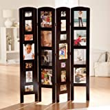 Amazoncom Memories Double Sided Photo Frame Room Divider