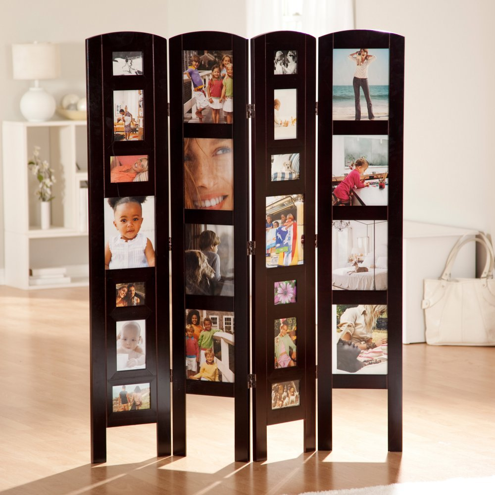 Amazon memories photo frame room divider 4 panel amazon memories photo frame room divider 4 panel industrial scientific jeuxipadfo Choice Image