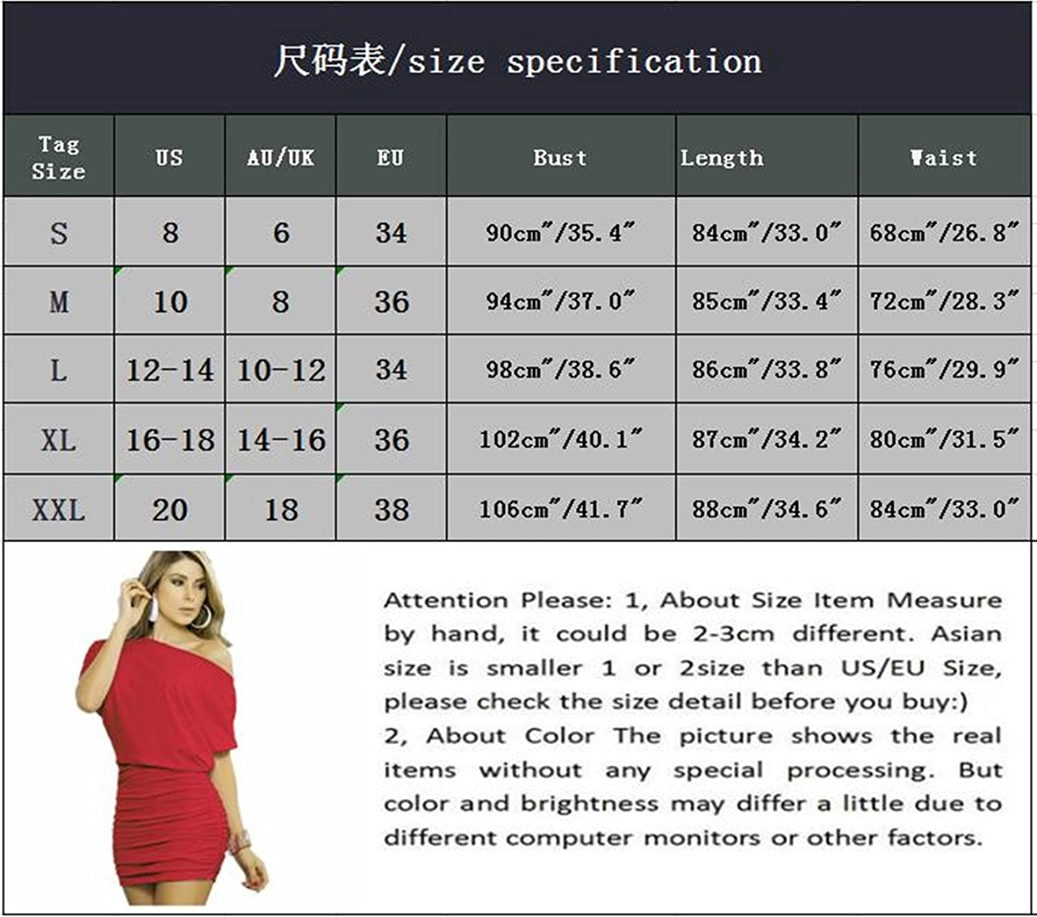 OMONSIM Women Off Shoulder Ruched Sundress Bodycon Mini Dress Club Party Dress