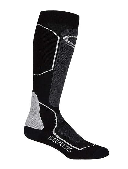 909f30a23db Amazon.com: Icebreaker Merino Men's Ski Over The Calf Socks, Merino ...