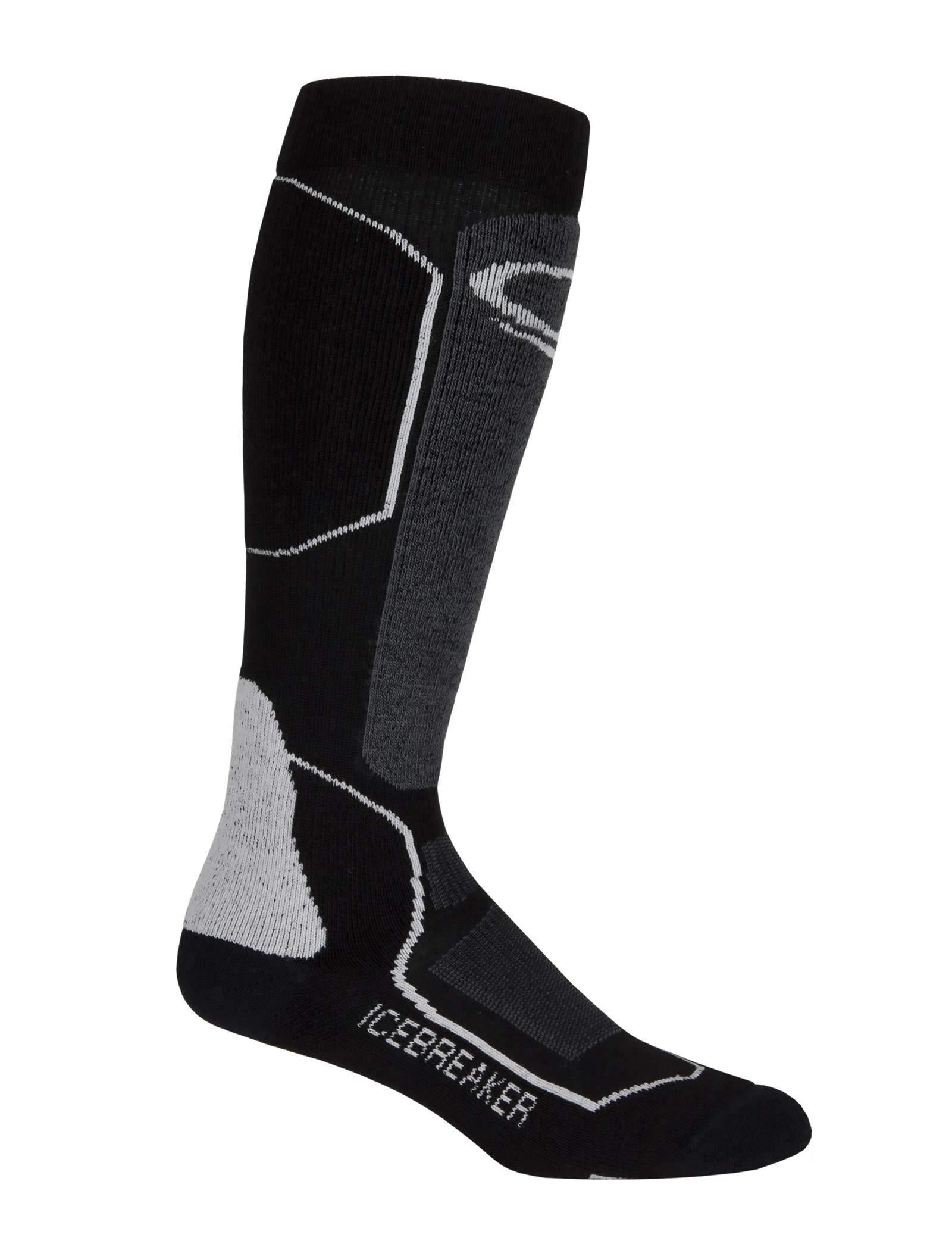 Icebreaker Merino Men's Ski Over The Calf Socks