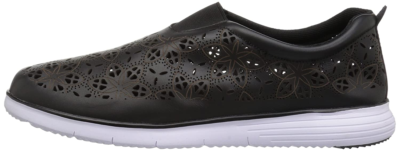 Propet Sneaker Hannah Sneaker Propet B073HJ7ZV2 8.5 2E US|Black 0e0dd9
