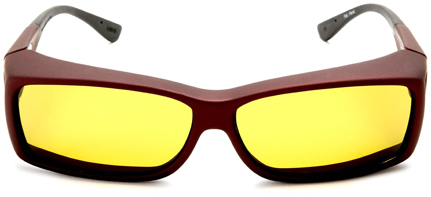 bf4370b446 Cocoons C429Y Wide Line Sunglasses  Amazon.co.uk  Clothing