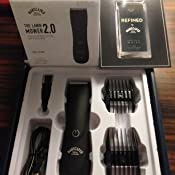 Amazon Com Best Electric Manscaping Groin Hair Trimmer
