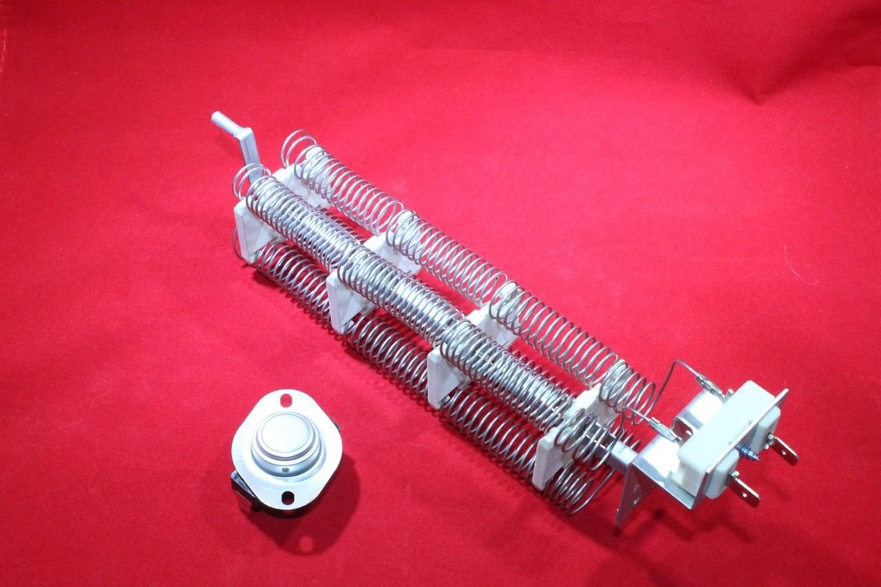 LA-1044 Dryer Heater Heating Element for Whirlpool Maytag Magic Chef AP4242494 PS2162280