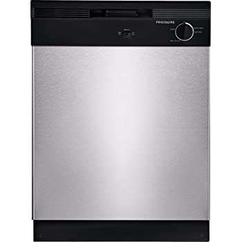 amazon com 24 built in dishwasher stainless steel appliances