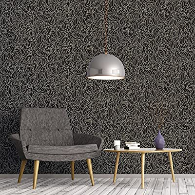Les Feuilles Wallpaper - By Romosa Wallcoverings