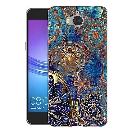 Huawei Y5 2017 / Huawei Y6 2017 Funda, FoneExpert® Carcasa Cover ...