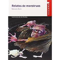 Relatos De Monstruos N/c (Colección Cucaña) - 9788431672577