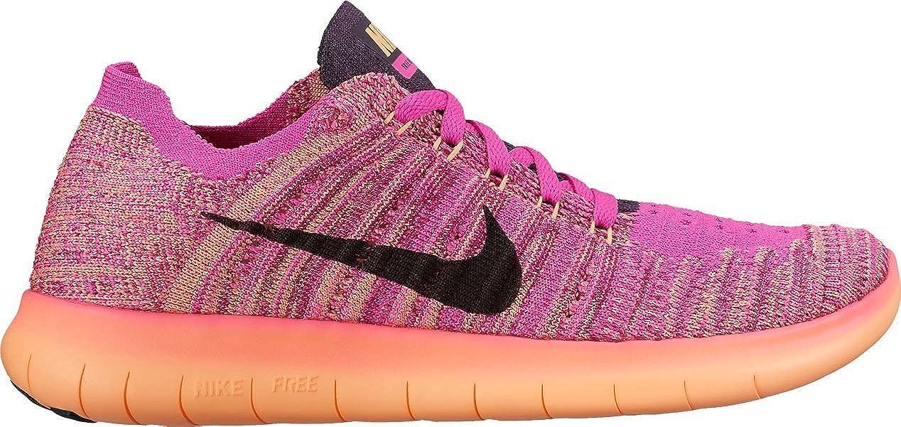 Nike Kids' Free RN Flyknit Running Shoe