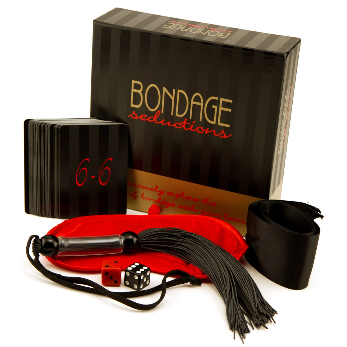 Bondage Seductions Game by Romantic Gifts