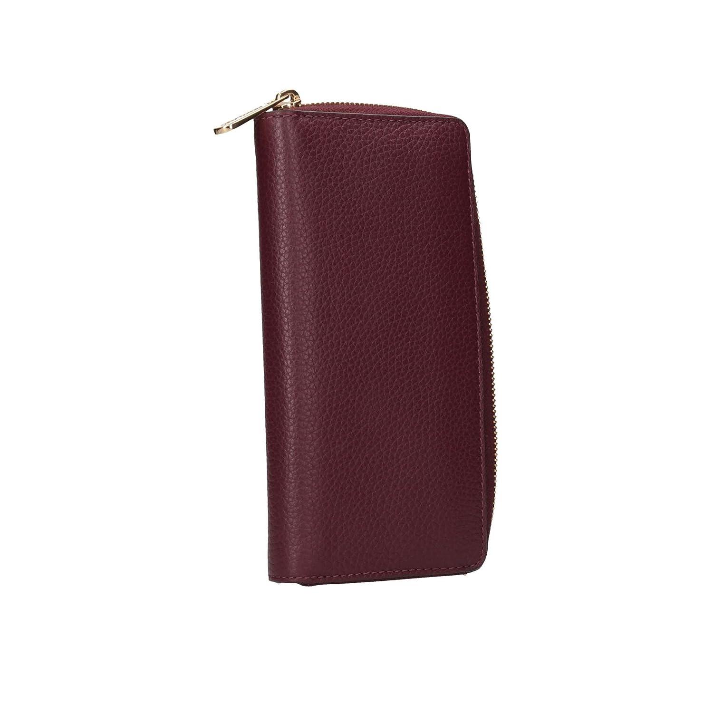 e50701e3f5ee Michael Kors 35T5GFTZ3L MERLOT Wallet Woman Merlot TGUNI  Amazon.co.uk   Clothing