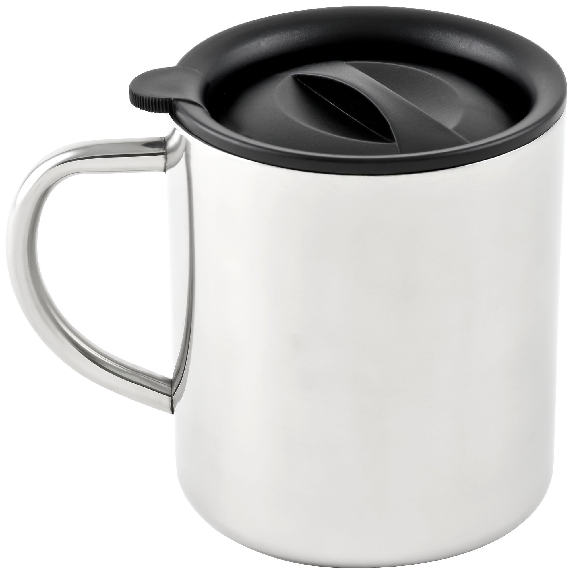 Chinook Timberline Double-Wall Mug with Lid