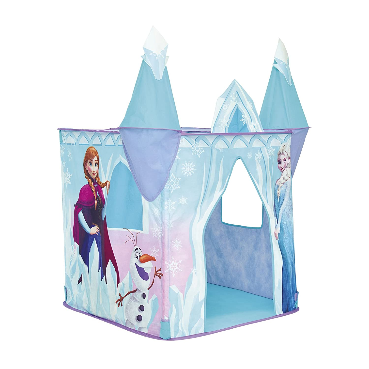 Disney Frozen 167FZN01E Castle Playhouse - Pop Up Role Play Tent Disney Princess Amazon.co.uk Toys u0026 Games  sc 1 st  Amazon UK & Disney Frozen 167FZN01E Castle Playhouse - Pop Up Role Play Tent ...