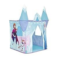 Tente de jeu pop-up château La Reine des Neiges Disney