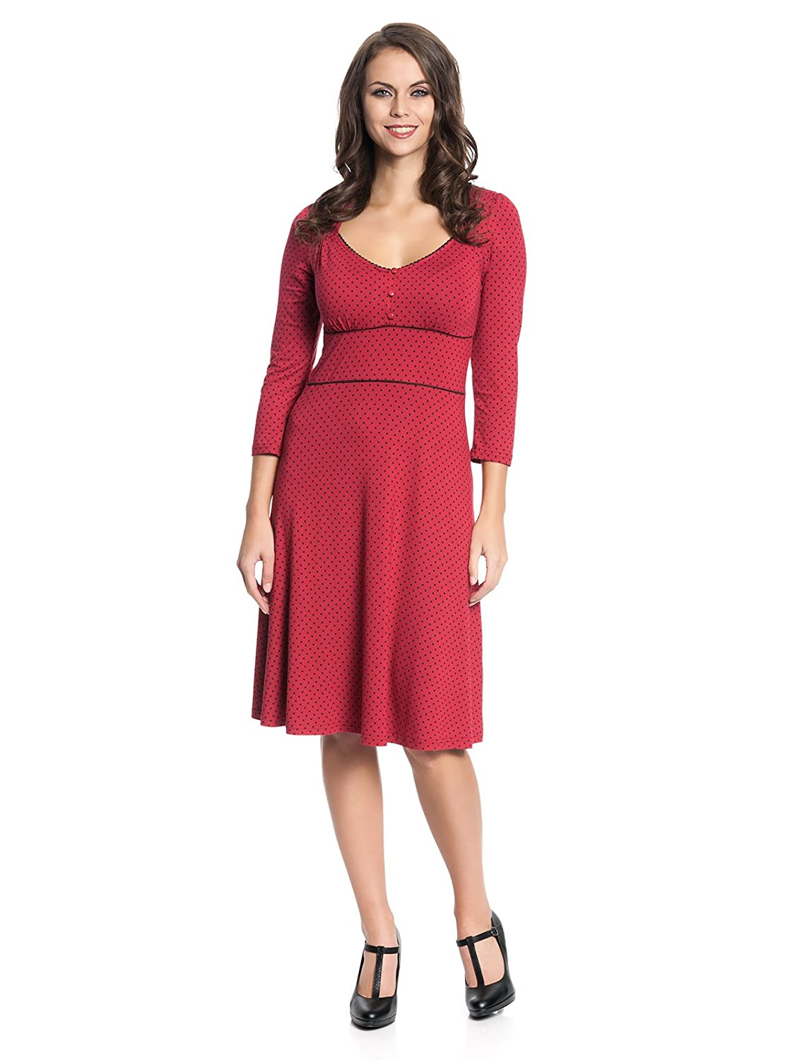 Vive Maria Women's Dress red red