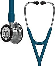 3M Littmann Cardiology IV Azul Caribe Edición Especial Espejo