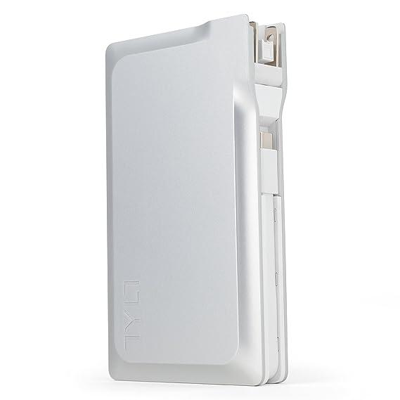 Amazon.com: tylt portátil portátil y cargador de pared ...
