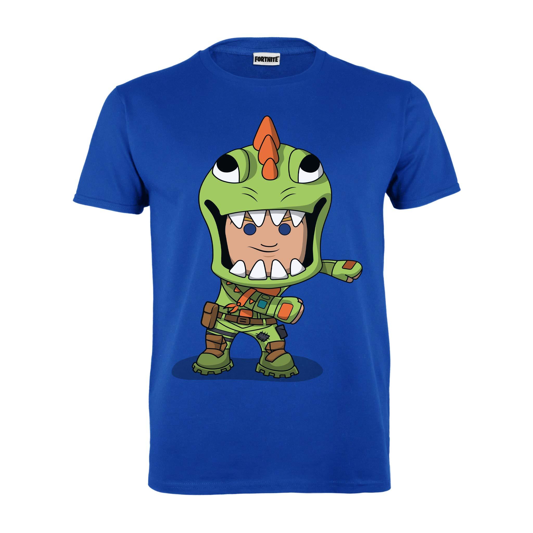 Fortnite Flossing Rex Boys T-Shirt Official Merchandise