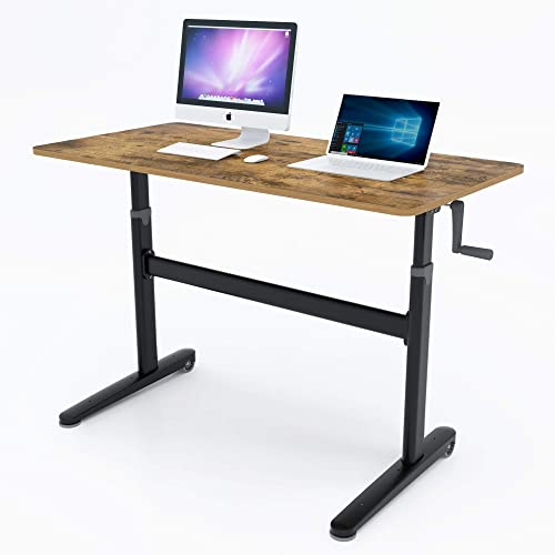 Best modern office desk: Height Adjustable Standing Desk