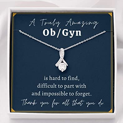 Doctor Gift Gift for Doctor A Truly Amazing Doctor Gift Gift for Doctor Necklace